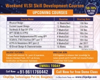 ChipEdge - Professional VLSI Training Company in India
