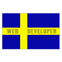 Web Developer Sweden