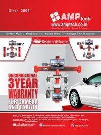 AMPTECH   Wheel Balancer machine manufacturer  Supplier