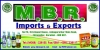 MBR Imports & Exports