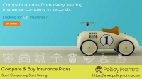 PolicyMantra Insurance Web Aggregator