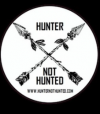 Hunter not Hunted