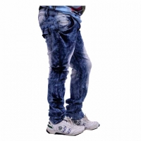Plus Size Ligth Blue Denim Jeans for kids