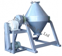 Double Cone Mixer machine