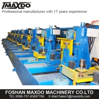 Steel Pipe Polishing Machine