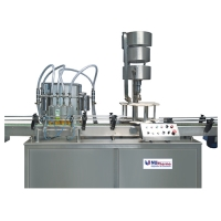 Online Filling & Sealing Machine