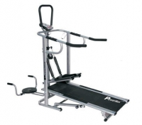 MFT - 410 Multifunctional 4 in 1 Treadmill