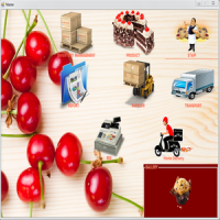Commercial BAKERY management software