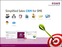 EQMS Sales CRM Software