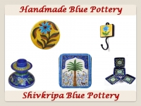 Blue Pottery Handicrafts