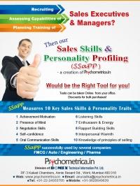 Sales Psychometric Test