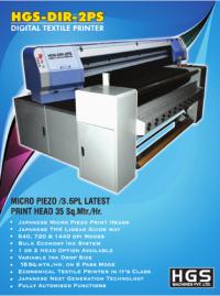 Direct Textile Printers - HGS-DIR-STAR8 & HGS-DIR