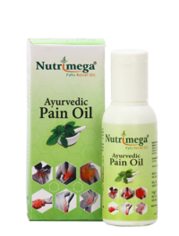 Pain Relief Oil