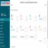 HealthCare Hospital Management System