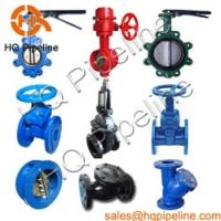 Casting valves