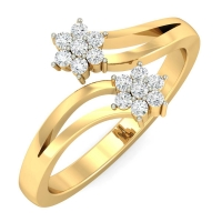 Barberry Diamond Ring