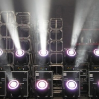 Stage Light & Sound