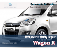 Panasonic Car batteries