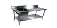 Commercial Kitchen Steel Equipment Manufacture
