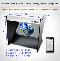 Pixelo - Smart Desk