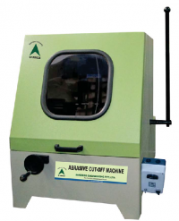 ABRASIVE CUT- OFF MACHINE MODEL: ACO-50