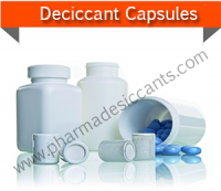 Desiccant canister