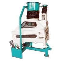 Gravity Selector cum De-Stoner Machinery