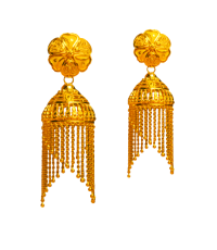 Gold Earring ( Jhumko Ear ring )
