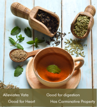 Ayurvedic Herbal Tea