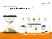 Time Tracker Timesheet Software