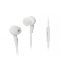 Pulsify White Earphone
