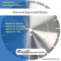 DIAMOND SEGMENTED BLADES