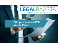 Income Tax Return I File ITR Online- LegalRaasta