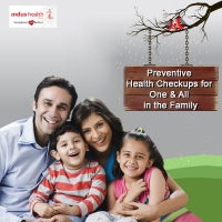 Family Checkup | Preventive Health Checkup