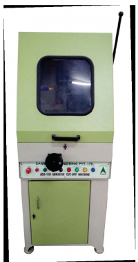 sample preparation machinery