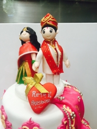 wedding cakes online in mumbai