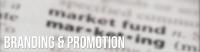 Branding & Promotion Services