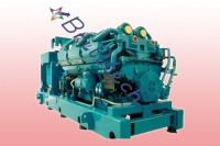 Diesel Power Generator Set For Industrial