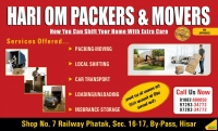 Hari Om Packers and Movers(regd.)