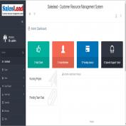 SalesLead- Customer Resource Management System