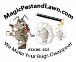 Magic Pest and Lawn