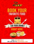Food Delivery in Train & Food for Train Journey