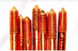 ISG Copper Bonded Rod