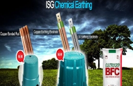 ISG Chemical Earthing