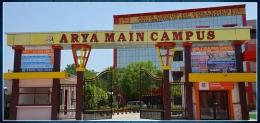 Arya College Main Campus Jaipur