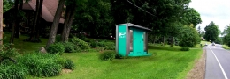 Intelligent Public Toilet