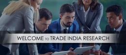 Tradeindia Research