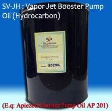 Vapor Jet Booster Pump Oil: SV-JH (Hydrocarbon)
