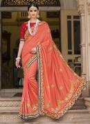 Pink Silk Bridal Sarees