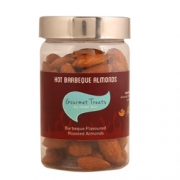 Gourmet Treats Hot Barbecue Almonds